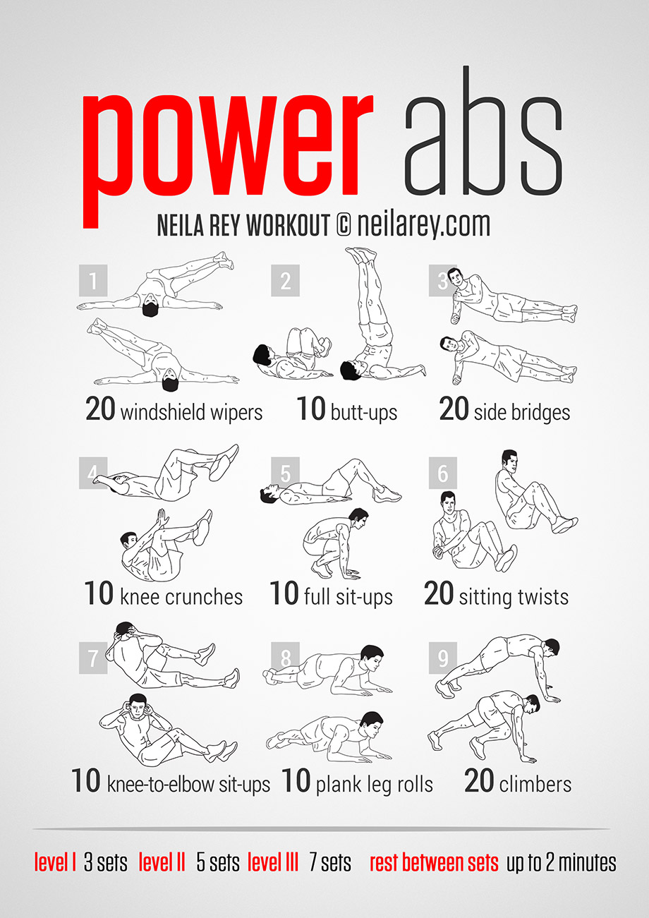Power Abs for Home