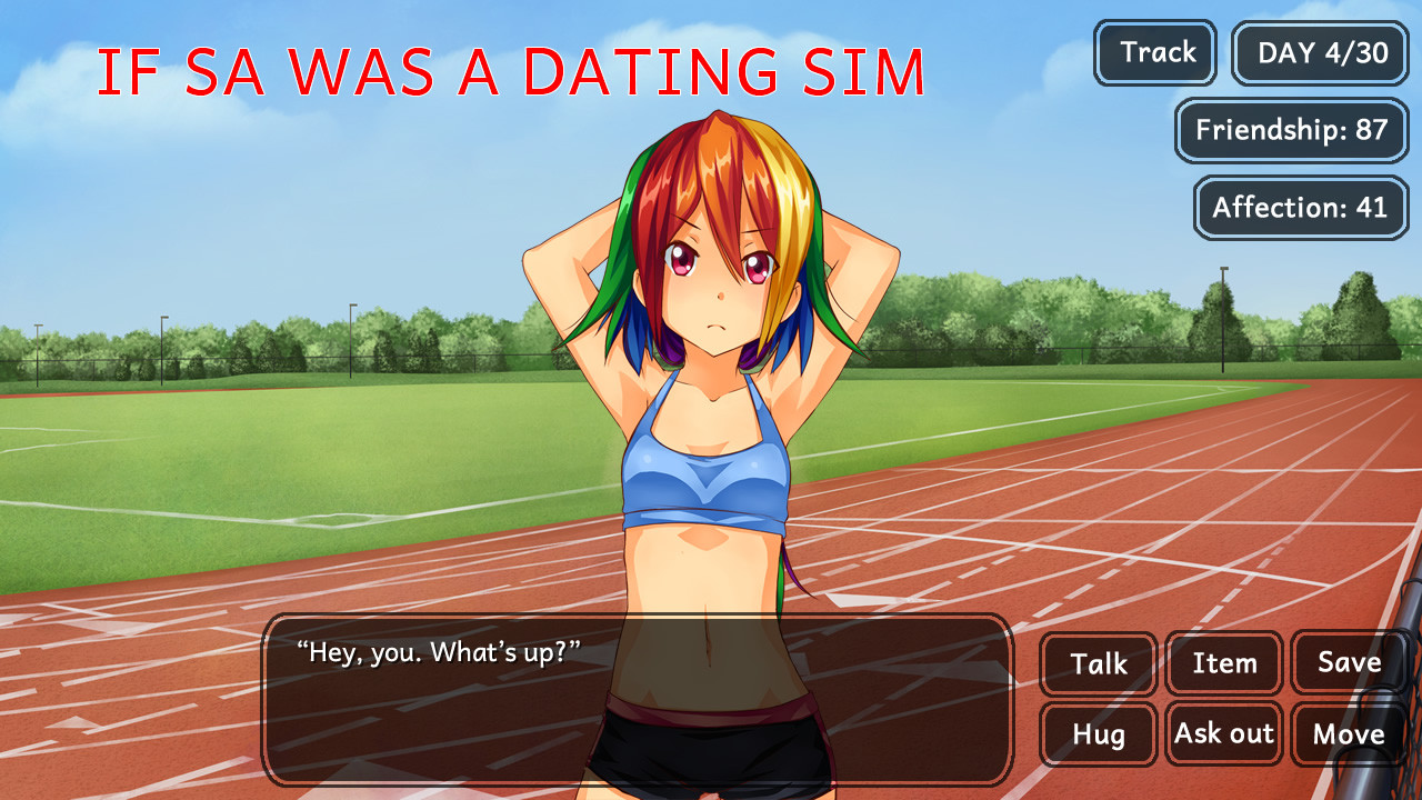 dating sims for girls