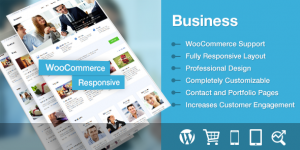 Business-Wordpress Theme