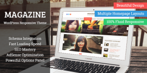 Magazine-WordPress Theme