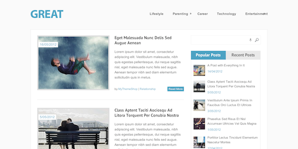 Free-Great-Theme-Download