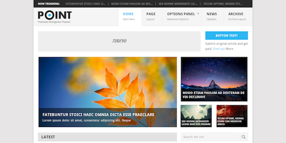 Free Premium-Like Responsive Wordpress Themes For Download