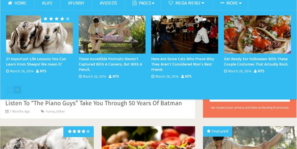 SociallyViral-Mega-Menu-Widget-WP-Review-System