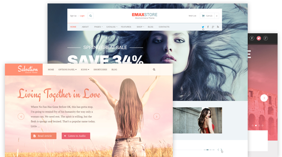 Mythemeshop themes WordPress Affiliated Products