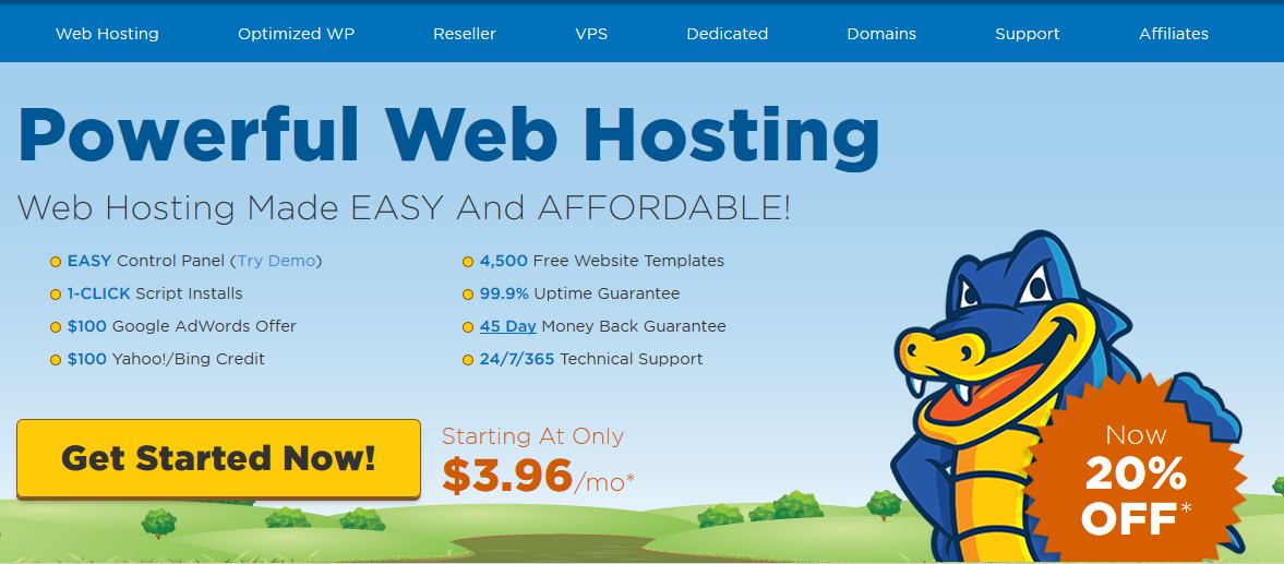 Hostgator Customer Service Review
