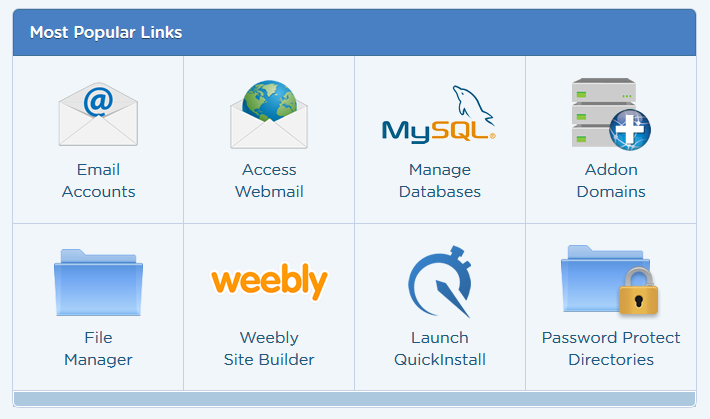 Hostgator Cpanel to Access WordPress directory