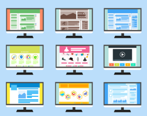 landing pages examples seo